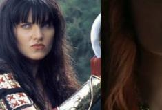 Xena reaparece linda após anos e prova porque era a preferida dos jovens