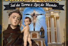 Programação do Trezenário e Festa de Santo Antônio em Itabaiana 2018