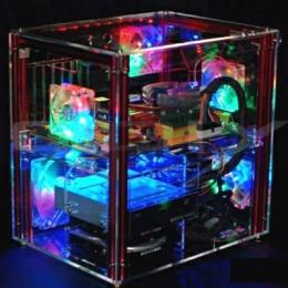Gabinetes criativos para incrementar seu computador