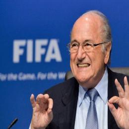 Blatter diz que não vetou Morumbi para a Copa 2014