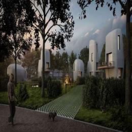 """Cidade holandesa receberá primeiro bairro com casas """"impressas"""" em 3D"""