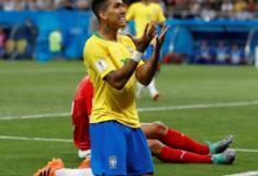 Pintura de Coutinho e gol polêmico da Suíça: Brasil apenas empata na estreia da Copa
