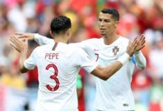Portugal vence com gol de CR7 e Marrocos é o 1º eliminado