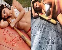 Quem fez melhor? Comediante recria fotos do Instagram de celebridades