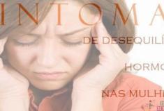 Sintomas de desequilíbrio hormonal nas mulheres
