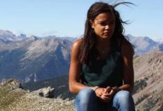 A jovem francesa que saiu para correr na praia no Canadá e acabou presa nos EUA