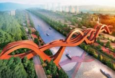 Os 9 projetos de pontes mais intrigantes