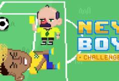 Neyboy Challenger: tente manter o Neymar empe