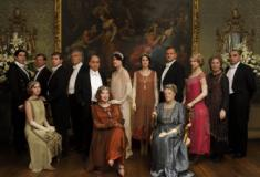'Downton Abbey' vai virar filme com elenco original da série
