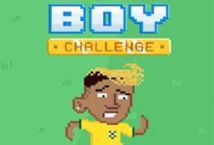 Conheça o NeyBoy Challenge, o jogo onde o único objetivo é não deixar o Neymar cair