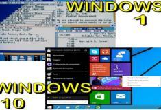 Conheça desde o primeiro Windows até o atual
