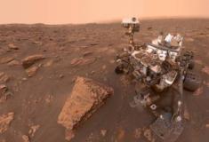 Nasa registra forte tempestade de areia que cobriu Marte inteiro