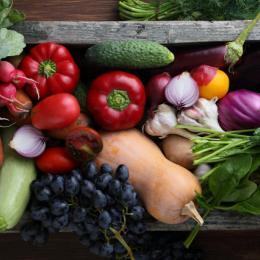 Estudo: comer frutas e verduras pode diminuir o risco de câncer de mama