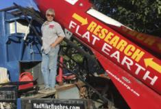 Para provar que a Terra é plana, este homem se lançará de um foguete
