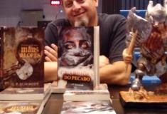 Batemos um papo com J. P. Schimidt, autor da fantasia Guardiões do Pecado