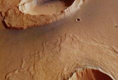 Mares subterrâneos em Marte