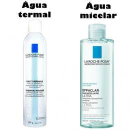 Conheça a diferença entre água termal e água micelar