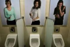 20 mictórios esquisitos encontrados em banheiros ao redor do mundo