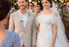 Detalhes do casamento de Camila Queiroz e Klebber Toledo