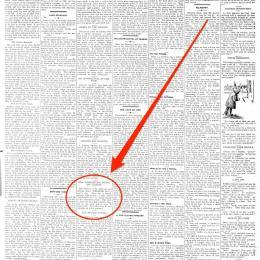 Um jornal neozelandês falou sobre o futuro do nosso planeta 106 anos atrás.
