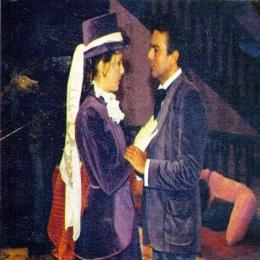 A Deusa Vencida - Exibida entre 2 de junho a 27 de setembro de 1980 na TV Bandeirantes