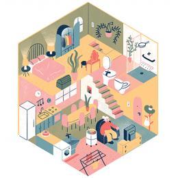 A importância de ajustar a casa das pessoas mais velhas