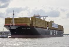 Os 15 maiores navios do mundo poluem mais do que todos os automóveis do planeta