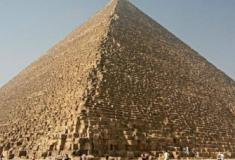 A Grande Pirâmide de Gizé pode concentrar energia eletromagnética