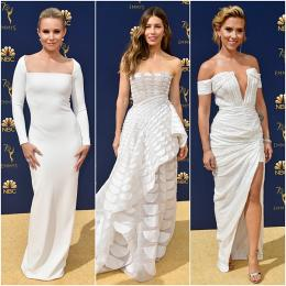 Os looks do Emmy Awards, o Oscar da TV americana!