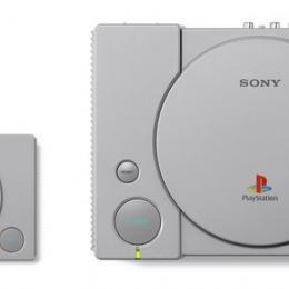 Sony anuncia PlayStation Classic, versão mini do PS1 com 20 jogos na memória