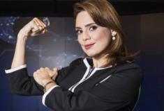 Sheherazade surpreende internet ao se posicionar contra Bolsonaro