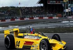 Copersucar-Fittipaldi - primeiro carro brasileiro a disputar uma prova de Fórmula 1