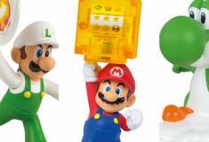 Super Mario Bros será o brinde do McDonalds novamente