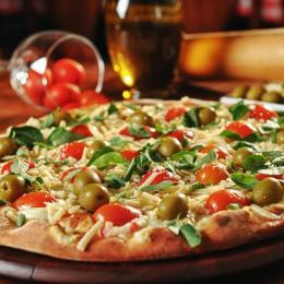 O segredo da pizza perfeita