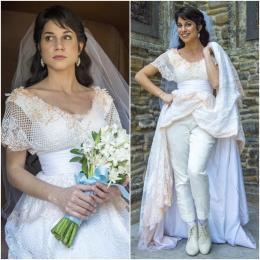 Relembre as noivas da novela Orgulho e Paixão