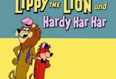Lippy e Hardy - No Brasil foi exibido a partir da metade da década de 60 até 70
