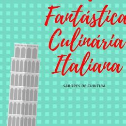A fantástica culinária italiana