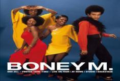 Boney M - A banda vendeu mais de 80 milhões de discos