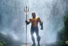 Aquaman: herói aparece em trailer com seu clássico uniforme