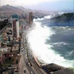 O nível dos oceanos pode subir 15 metros ate 2300
