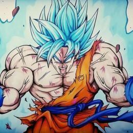 As maiores derrotas do Goku