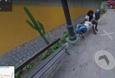 Peruano se divorcia por causa do Google Street View