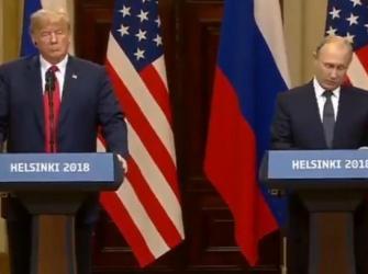 Trump anuncia que vai encerrar o acordo nuclear entre EUA e Rússia