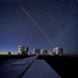 O gigantesco telescópio que está sendo construído no meio do deserto no Chile