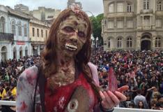 Esta chegando a zombie walk 2018