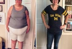 13 Pessoas que ficaram irreconhecíveis depois de perder peso