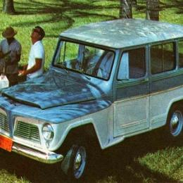Rural Willys - Além dos EUA e Brasil, também foi produzida na Argentina, India e Japão