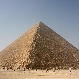 A descoberta por acaso que joga luz sobre o mistério da construção das pirâmides do Egito