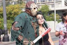 Estivemos na zombie walk 2018