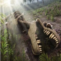 O fim dos dinossauros